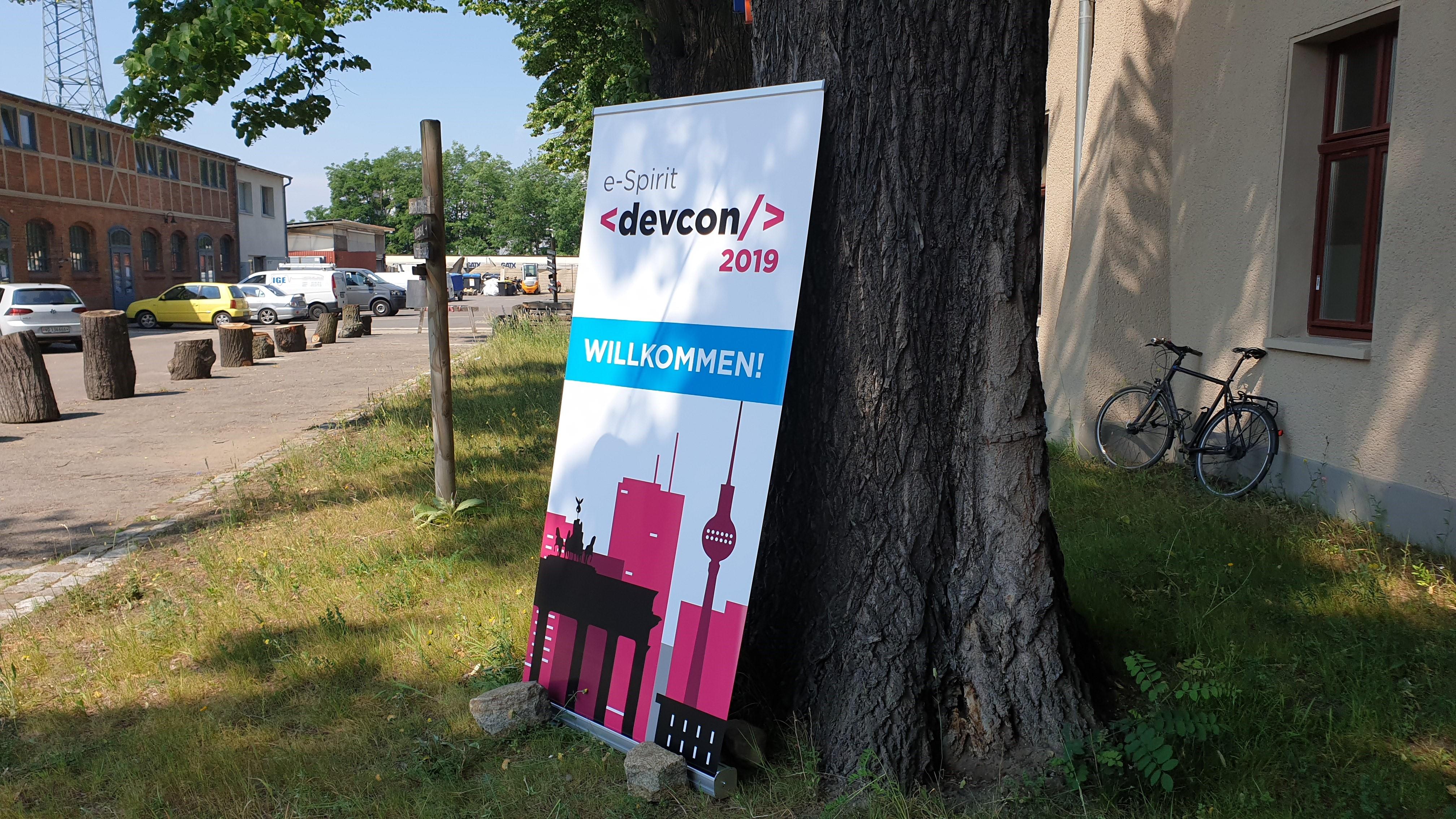 e-Spirit Devcon 2019 - ein gelungenes Event | asioso